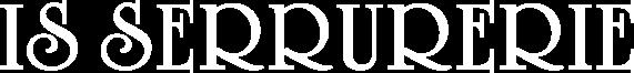 IS SERRURERIE Logo